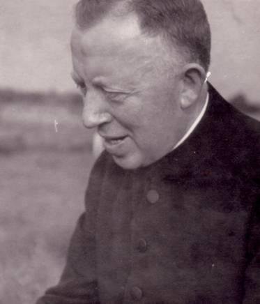 Pater August Benninghaus SJ